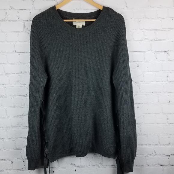Ruby Moon Oversized Sweater